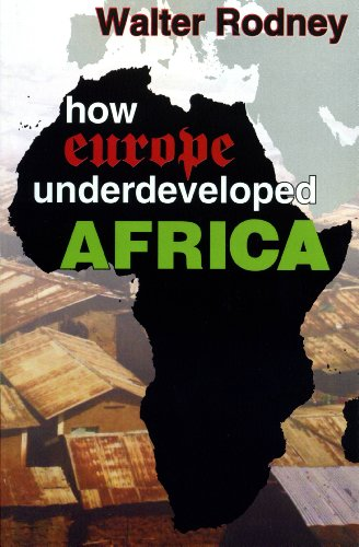 9781574780482: How Europe Underdeveloped Africa /By Walter Rodney with a PostScript by A.M
