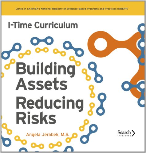 9781574825084: Building Assets Reducing Risks: I-Time Curriculum