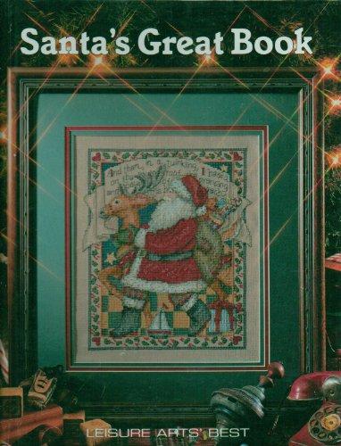 9781574860405: Santa's great book (Leisure Arts best)