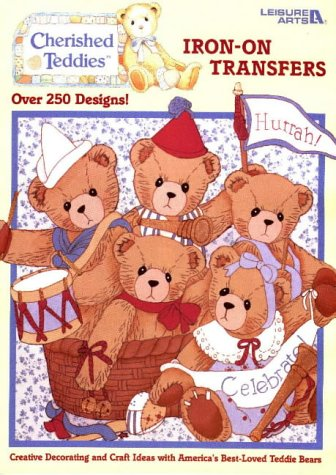 Cherished Teddies Iron on Transfers (9781574860870) by Oxmoor House