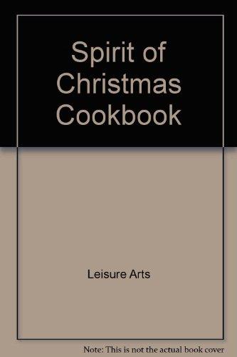 9781574861808: Spirit of Christmas Cookbook