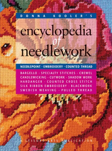 9781574861846: Donna Kooler's Encyclopedia of Needlework (Leisure Arts #15861)