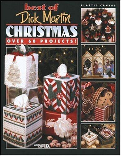 9781574862119: Best of Dick Martin Christmas: Plastic Canvas
