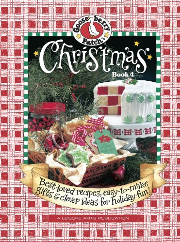 9781574862539: Gooseberry Patch Christmas: Book 4
