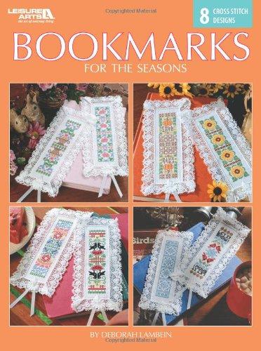 Bookmarks for the Seasons (Paperback): Deborah Lambein