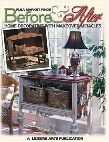 9781574862973: Flea Market Finds: Before and After (Leisure Arts #15916)