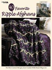 9781574862997: 40 Favorite Ripple Afghans