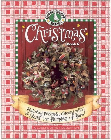 9781574863239: Gooseberry Patch Christmas: Book 6