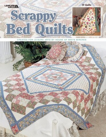 9781574863574: Scrappy Bed Quilts