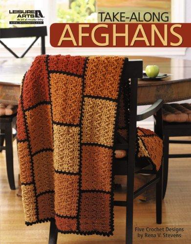 9781574863963: Take-Along Afghans (Leisure Arts #4963)