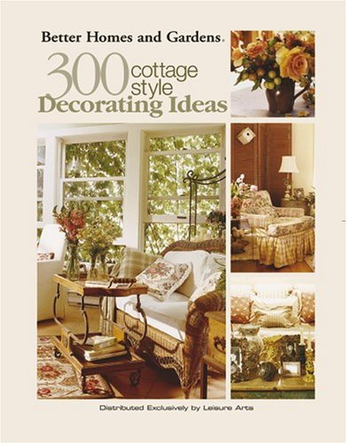 9781574864267: 300 Cottage Style Decorating Ideas (Leaflet #3738)