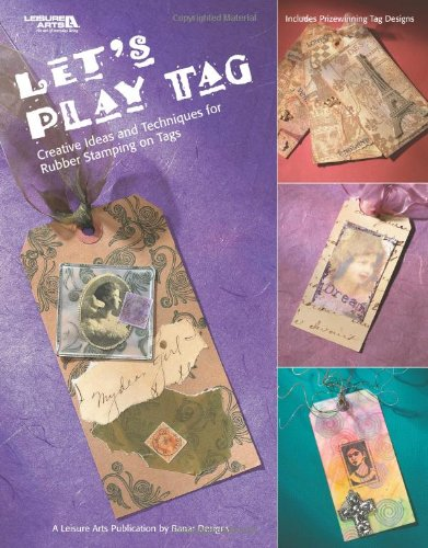 9781574865004: Let's Play Tag (Leisure Arts #3822)