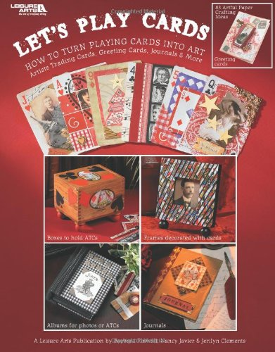 9781574865127: Let's Play Cards (Leisure Arts #3935)