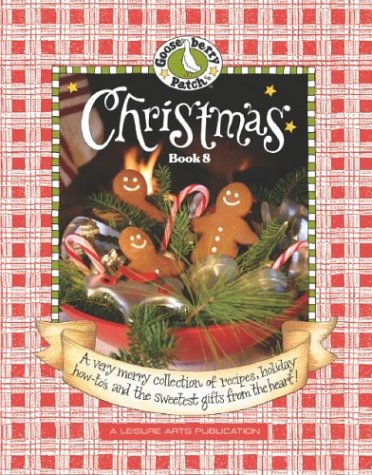 9781574865271: Gooseberry Patch Christmas, Book 8