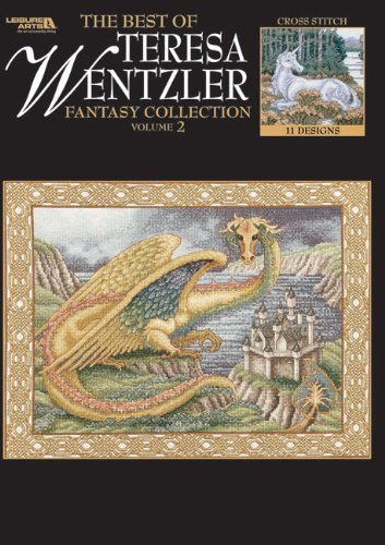 9781574865974: The Best of Teresa Wentzler Fantasy Collection Vol. 2 (Leisure Arts #4661)
