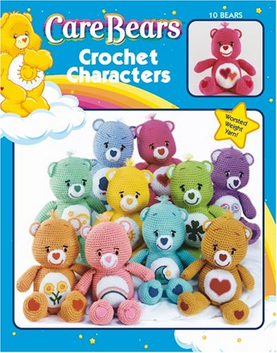 9781574867008: Care Bears Crochet Characters (Leisure Arts #3690)