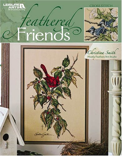9781574868852: Feathered Friends (Leisure Arts #3813)