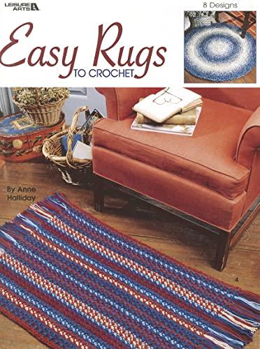 9781574868999: Easy Rugs to Crochet