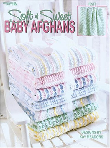 9781574869279: Soft & Sweet Baby Afghans (Leisure Arts #3257)