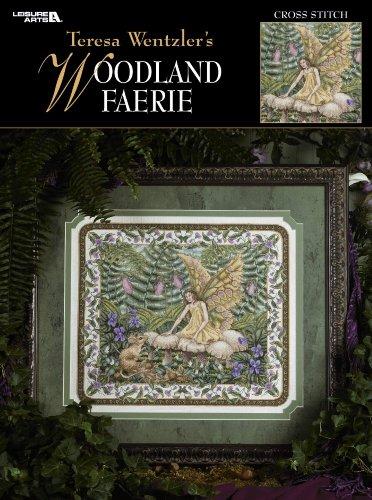 9781574869590: Teresa Wentzler's Woodland Faerie (Leisure Arts #3342)