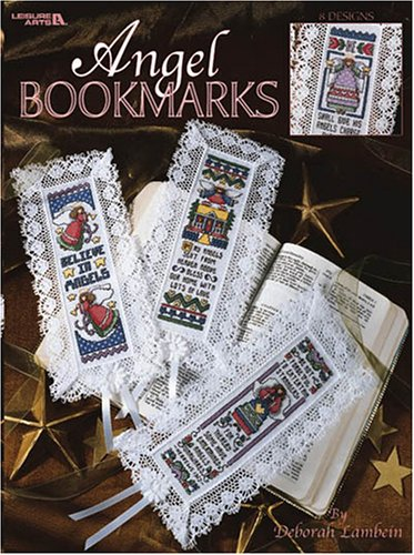 9781574869804: Angel Bookmarks (Leisure Arts #3241)
