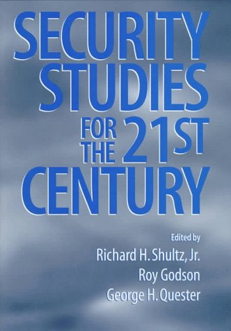 9781574880663: Security Studies for the 21st Century