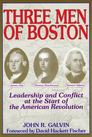 9781574881110: Three Men of Boston