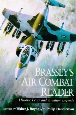 9781574881820: Brassey's Air Combat Reader