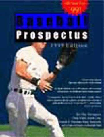 Baseball Prospectus, 1999: Kahrl, Chris; Jazayerli, Rany