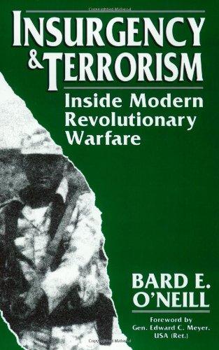9781574883350: Insurgency & Terrorism