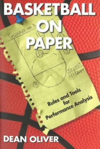 9781574886870: Basketball on Paper: Rules and Tools for Performance Analysis