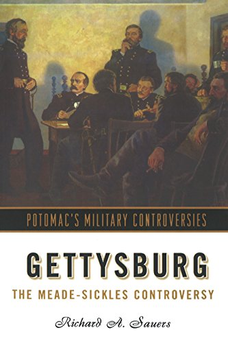9781574887501: Gettysburg: The Meade-Sickles Controversy (Military Controversies)