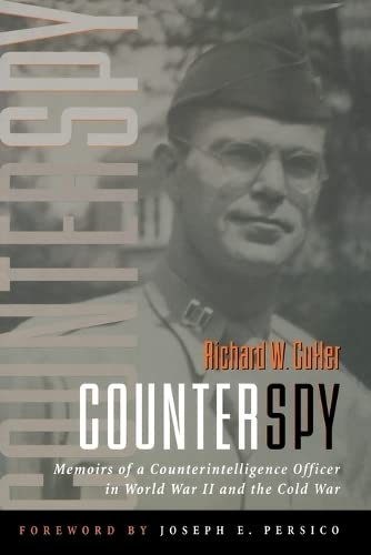 9781574888461: Counterspy: Memoirs of a Counterintelligence Officer in World War II and the Cold War