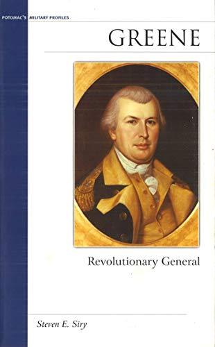 9781574889123: Greene: Revolutionary General (Potomac's Military Profiles (Hardcover))