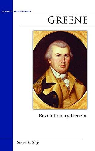 9781574889130: Greene: Revolutionary General (Military Profiles)