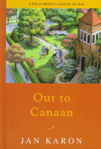 9781574901047: Out to Canaan (The Mitford years)