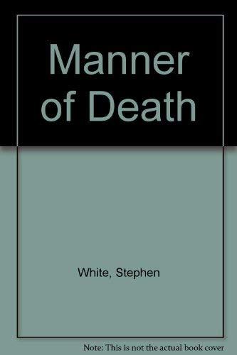 9781574901771: Manner of Death
