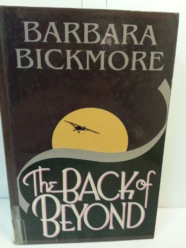 9781574901948: The Back of Beyond