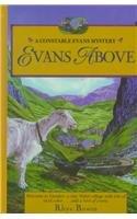 9781574902082: Evans Above (Beeler Large Print Mystery Series)