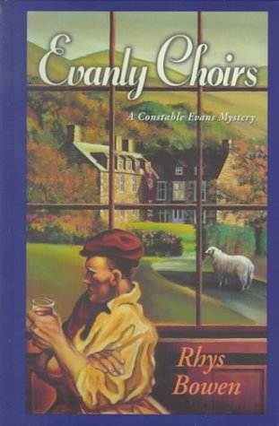 9781574902419: Evanly Choirs (Beeler Large Print Mystery Series)