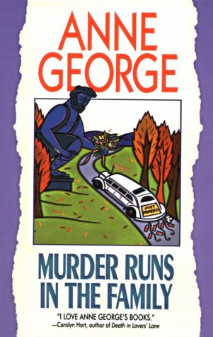 9781574902587: Murder Runs in the Family (Beeler Large Print Mystery Series)