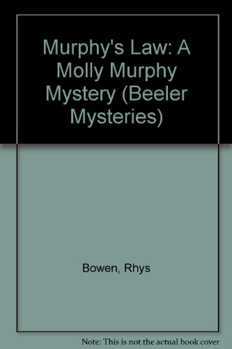 9781574904857: Murphy's Law: A Molly Murphy Mystery (Beeler Large Print Mystery Series)