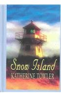 9781574904925: Snow Island (Beeler Large Print Series)