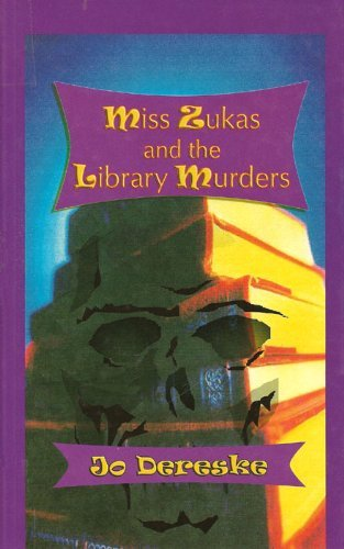 9781574905113: Miss Zukas and the Library Murders (Beeler Large Print Mystery Series)