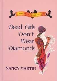 9781574905212: Dead Girls Don't Wear Diamonds (Blackbird Sisters Mysteries, No. 2)