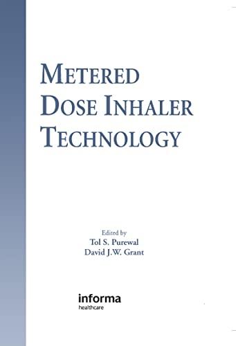 Metered Dose Inhaler Technology