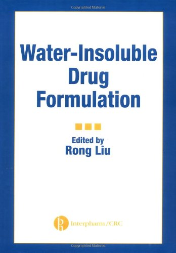 9781574911053: Water-Insoluble Drug Formulation