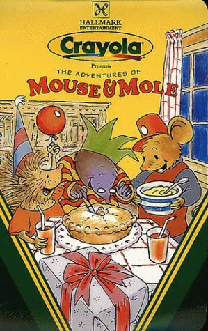 9781574923704: Adventures of Mouse & Mole [VHS]