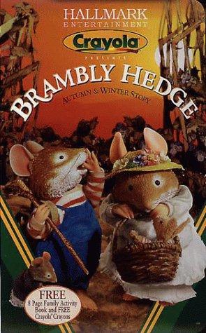 9781574925593: Brambly Hedge: Autumn & Winter Story [VHS]