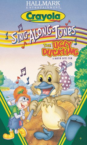 9781574925692: Ugly Duckling Sing-Along-Tunes [VHS]